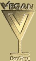 Vegan certification symbol