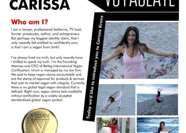 Carissa Kranz VoyageATL Magazine feature