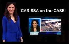 Carissa on the Case