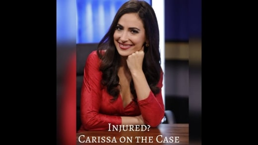 Personal Injury Attorney Carissa Kranz on Law Crime Network