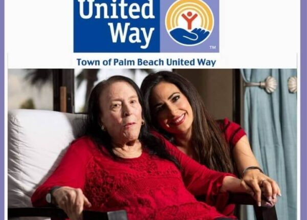 United Way Magazine features Carissa Kranz and Miss Joan