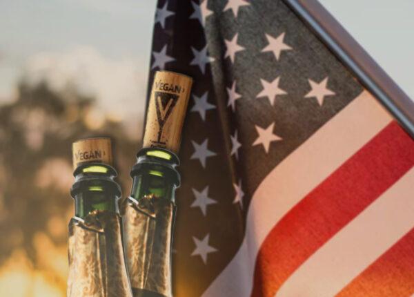 Vegan Wines to enjoy on 4th of July