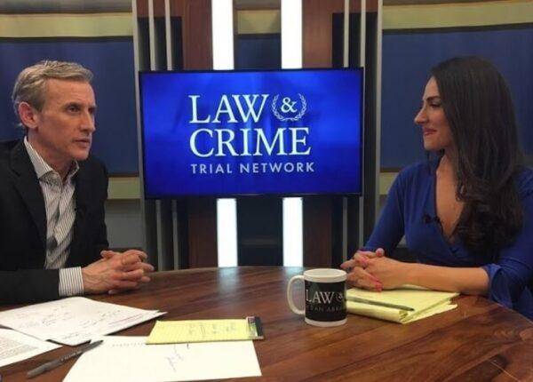 Dan-Abrams-with-Carissa-Kranz-on-AE-Law-Crime-Network